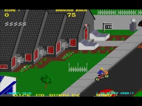 Paperboy - Classic Arcade