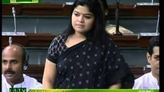 Lok Sabha: Smt. Poonam Mahajan on General Budget 2014-15 : 17 July 2014