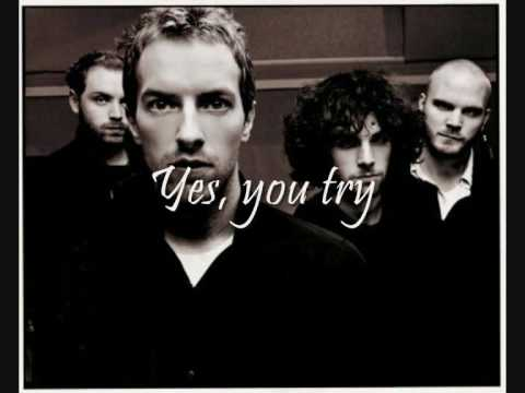 COLDPLAY - LOW with LYRICS