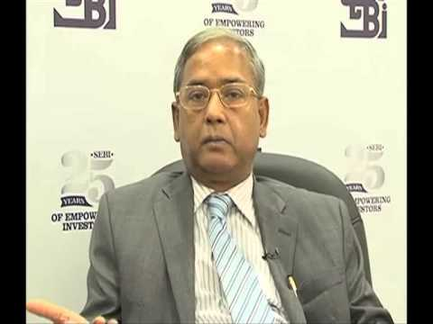 U.K. Sinha on Sebi's challenges