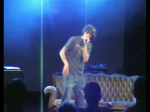 Roxorloops show part 1/2 french beatbox championship 2006