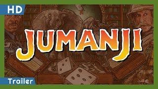 Jumanji (1995) Trailer