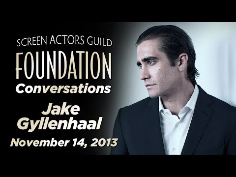 Conversations with Jake Gyllenhaal