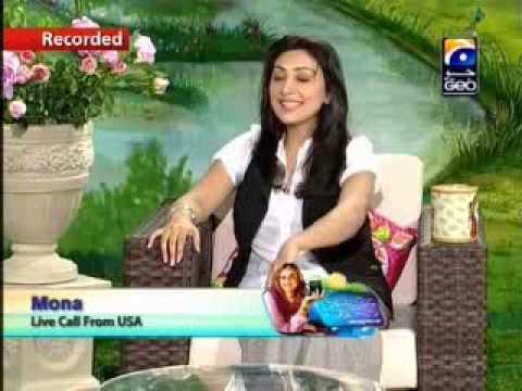 Ayesha Khan in Nadia Khan Show-P2.flv