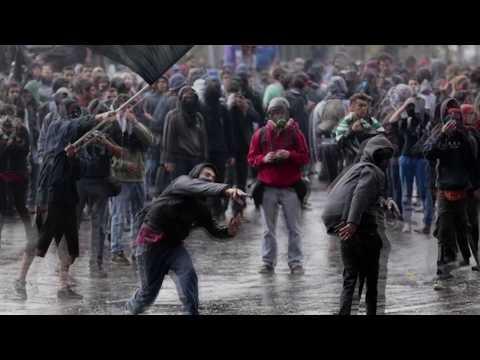 Кто заставляет россиян бастовать? Кому нужна забастовка дальнобойщиков 2017 г?