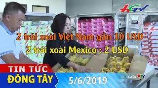 Gam màu sáng cho trái cây Việt   TIN TỨC ĐÔNG TÂY - 05/6/2019