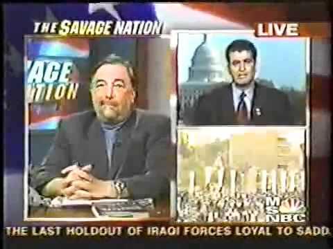 Michael Savage Rare Television Series on MSNBC (Episode 3) (2003)