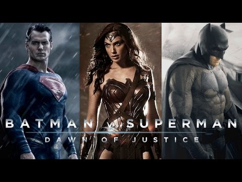 RMN: Comic-Con BatMan v SuperMan: Dawn Of Jusitce