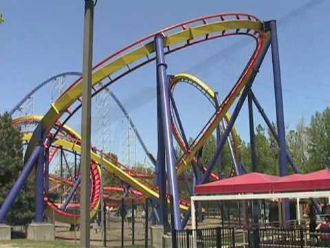 Cedar Point Amusement Park, Sandusky Ohio