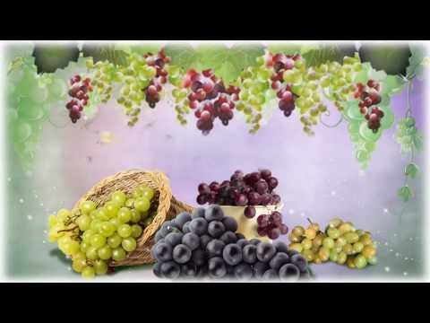 Жінка,яка любить виноград