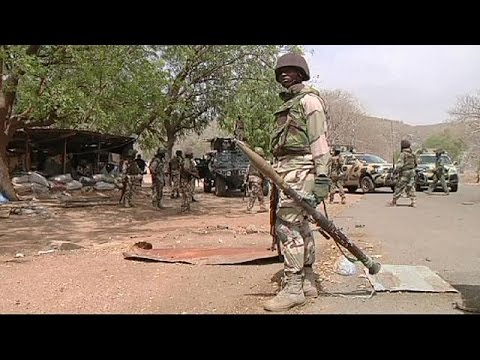 Nigerian military 'rescues nearly 300' from Boko Haram camps