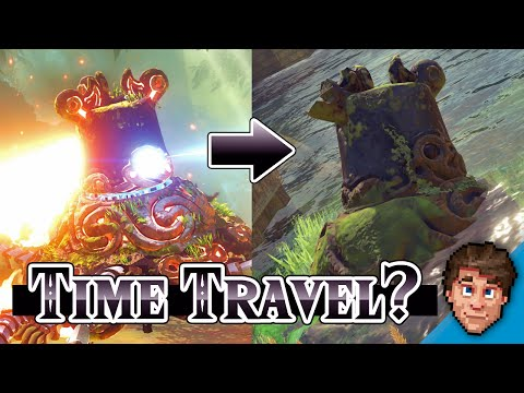 Zelda: Breath of the Wild's Secret Mechanic - Time Travel?