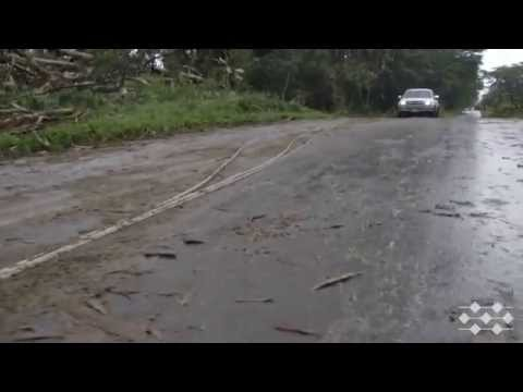 Hawaii Electric Light crews post Iselle (Part 1 of 4)