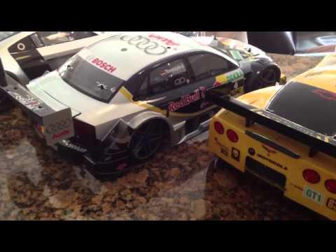 Kyosho Inferno GT2 Race Spec Audi R8 LMS