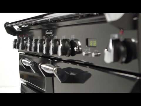Rangemaster Elan 110 Dual Fuel Range Cooker Overview