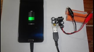 DIY: Cargador portátil (power bank) con componentes reciclados TIPO BOOST