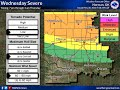 May 30th 2018 - Severe Weather Potential