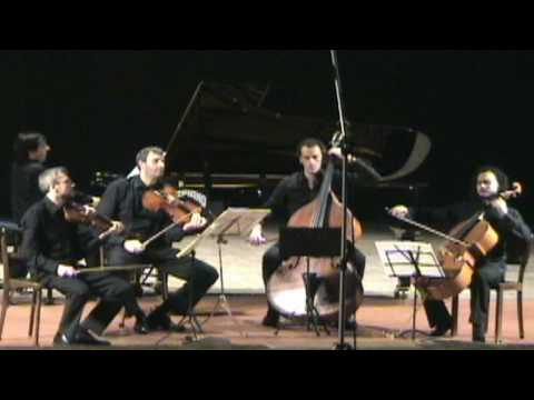 R. Vaughan Williams: Piano Quintet in c minor part 2 - TrioLogìa