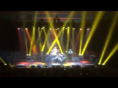 Three Days Grace - Animal I Have Become (LIVE in Minsk, Belarus)