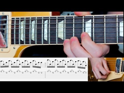 'hail To The King' - By Avenged Sevenfold - Guitar Lesson - ***with Tabs*** video