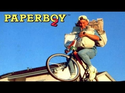 Paperboy 2 (Multiplataforma) Gameplay