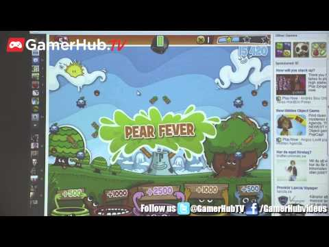 Papa Pear Saga King Walkthrough With Developer Sebastian Knutsson - Gamerhubtv