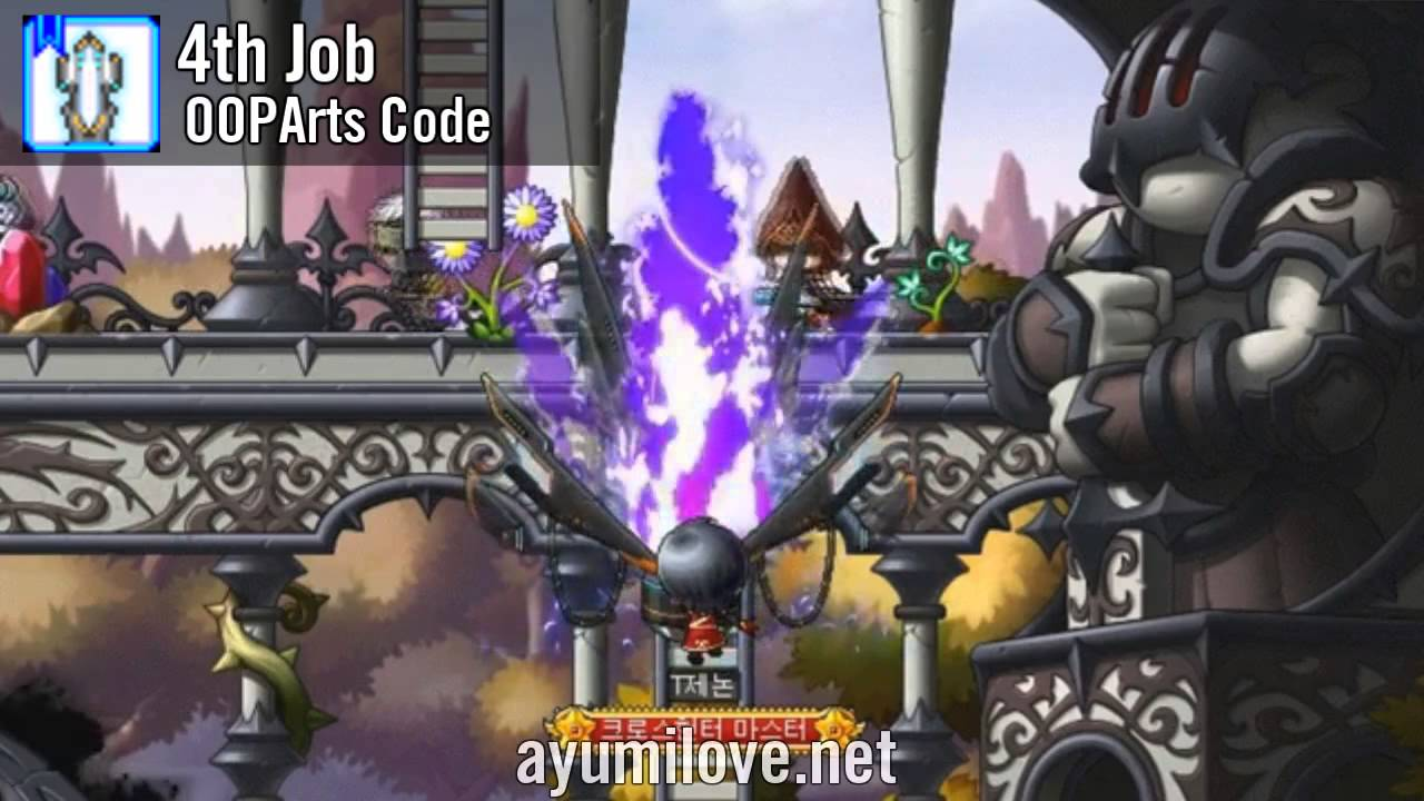maplestory xenon 3rd job guide