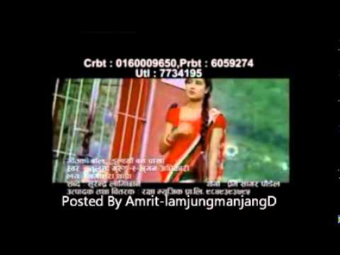 Super Hit New Nepali Lok Dohori Geet-2069{dulthyau Bana Pakha}by Khuman Adhikari & Tulasa Gurung video