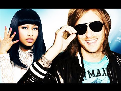 David Guetta - Turn Me On (feat. Nicki Minaj) Parody video