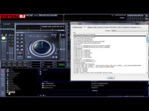 VirtualDJ 7.4 Pro 2014 Crack + 91 Video Effects.101 Skins. 986 Samplers y 257 Sound Effects