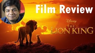 The Lion King review by Saahil Chandel | John Favreau