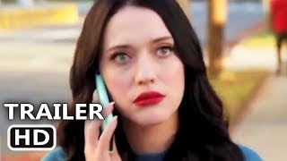 DOLLFACE Trailer # 2 (NEW 2019) Kat Dennings, TV Series HD