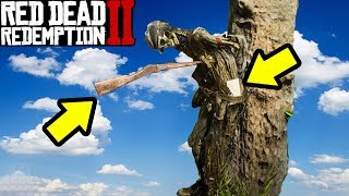 Secret Soldier Story FOUND in Red Dead Redemption 2