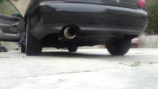 98 Audi A4 Exhaust