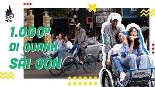City Girls   Tập 2: Choáng với Thánh năn nỉ Châu Bùi khi chỉ mất 1 nghìn để đi vòng quanh Sài Gòn
