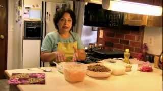 DIY Making Homeade Enchiladas with Rosie