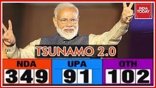 Tsunamo 2.0 | Election Results 2019 Updates & Analysis With Rajdeep Sardesai