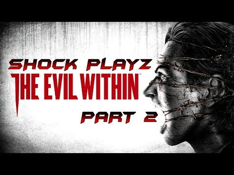 The Evil Within: Gameplay An Scares (Ps4) Walkthrough - [Live] Stream | 30 Days Of Halloween