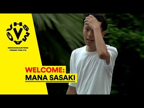 MANA SASAKI - WELCOME [VHSMAG]
