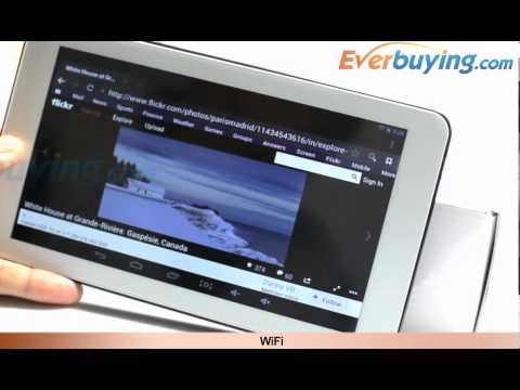 P706 Android 4.2 Tablet PC from Everbuying