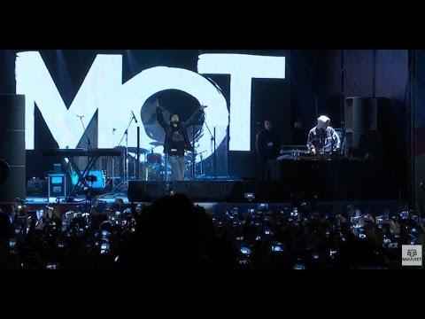 Как в Симферополе прошёл концерт ТИМаТИ и МОТа