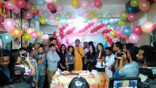 Jaaz multimedia charman barhtday.whis to all.