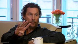 Matthew McConaughey Asked If Hollywood Elitists Should Give Trump a Chance