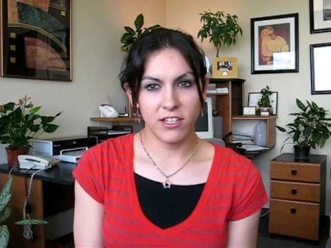 Rachel Mtf Transgender Woman Talks About Feminizing Her Voice.