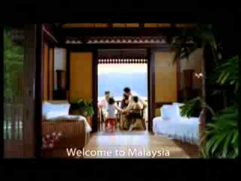 Tourism Malaysia - Malaysia Truly Asia Song With Lyric video