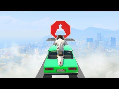 НЕРЕАЛЬНЫЙ ПАРНЫЙ ПАРКУР НА ВЫСОТЕ 10.000 МЕТРОВ! (GTA 5 Смешные Моменты)