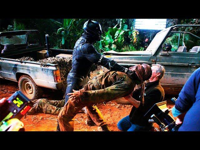 Чёрная Пантера — Съёмки фильма (2018)