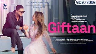Giftaan   Shambhavi Thakur ft. Jumana Khan & Abhinav Shekhar   Love Song 2021   BLive Music