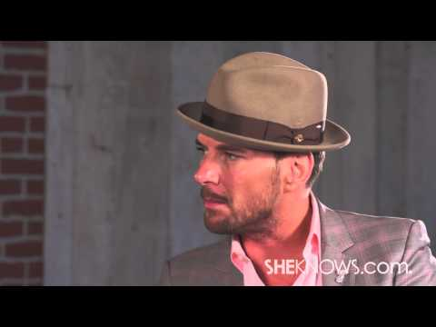 Singer Matt Goss Talks Hitting in Big in America - Celebrity Interview