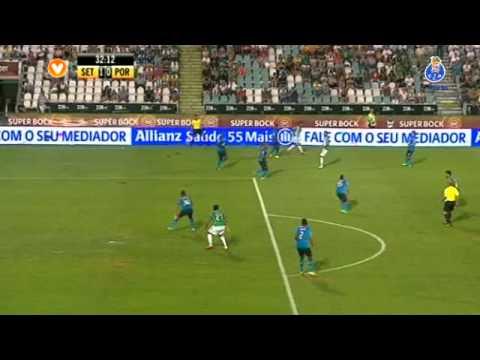 Liga Portuguesa 13/14 (1�J): V. Set�bal 1-3 FC Porto (18-08-2013)